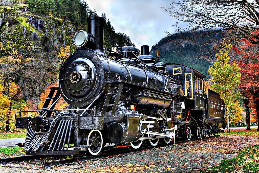 Locomotive No. 6